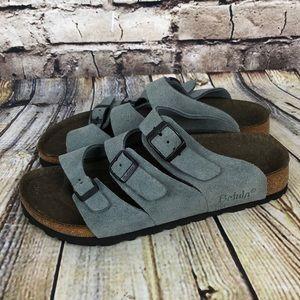 Birkenstock betula swing suede sandal size 5